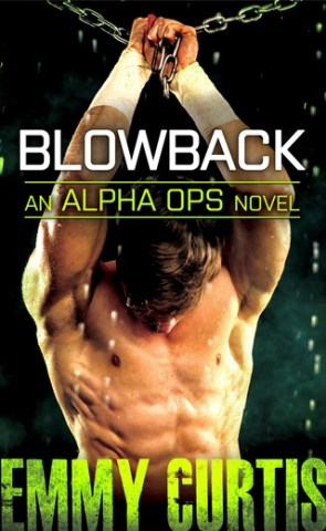 BLOWBACK by Emmy Curtis: Review
