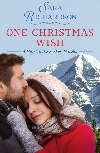 ONE CHRISTMAS WISH by Sara Richardson: Launch Day Blitz
