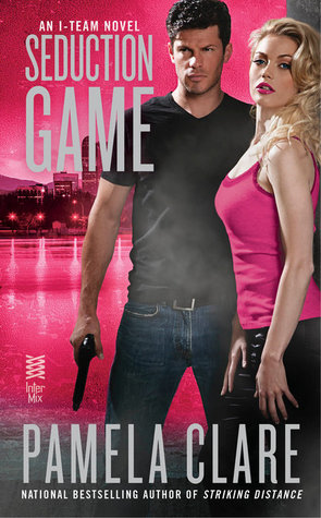 SEDUCTION GAME by Pamela Clare: Review