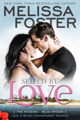 SEIZED BY LOVE by Melissa Foster: Review