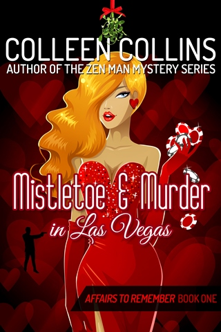MISTLETOE AND MURDER IN LAS VEGAS_Cover