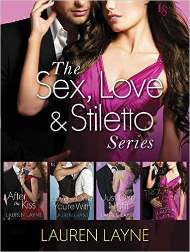 Sex, Love & Stilettos_BoxedSet