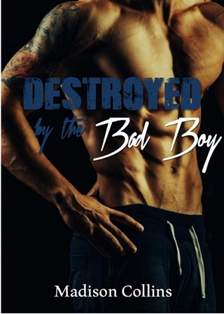 Destroyed by the Bad Boy cover