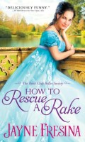 HOW TO RESCUE A RAKE by Jayne Fresina: Review
