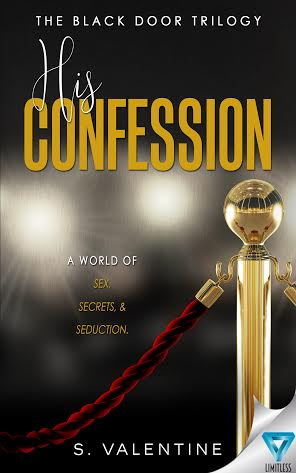 His Confession FRONT