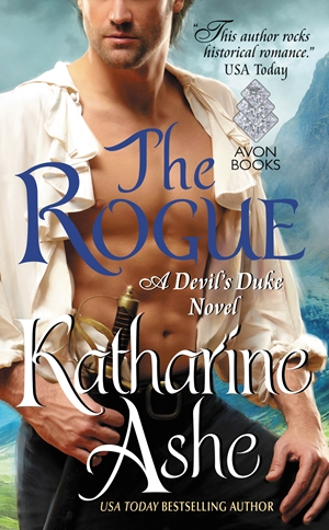 THE ROGUE by Katharine Ashe: Release Blast