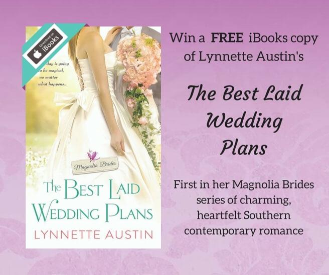 Best Laid Wedding Plans giveaway