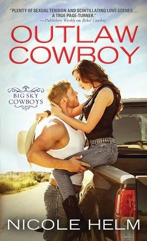 OUTLAW COWBOY by Nicole Helm: Spotlight