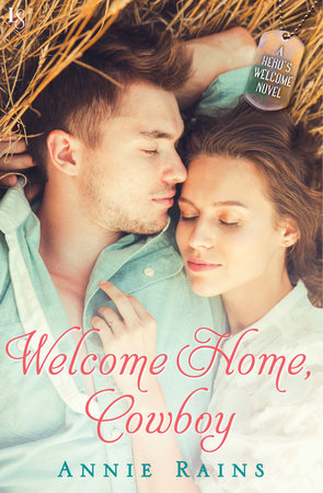Welcome Home, Cowboy_cover