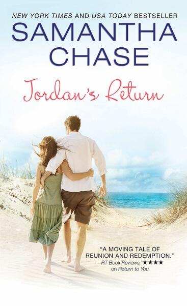 JORDAN'S RETURN by Samantha Chase: Excerpt & Giveaway