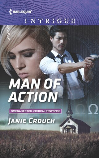 MAN OF ACTION by Janie Crouch: Release Spotlight