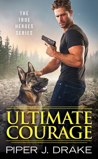 ULTIMATE COURAGE by Piper J. Drake: Review