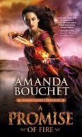 A PROMISE OF FIRE by Amanda Bouchet: Excerpt & Giveaway