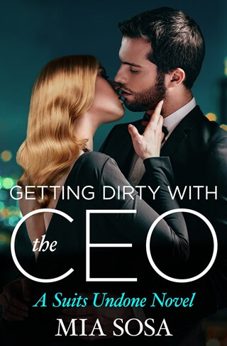 GETTING DIRTY WITH THE CEO by Mia Sosa: Launch Day Blitz