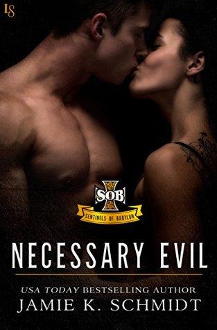 NECESSARY EVIL by Jamie K. Schmidt: Review