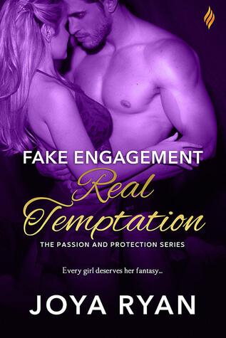 FAKE ENGAGEMENT REAL TEMPTATION by Joya Ryan: Review