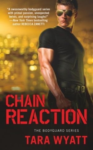 CHAIN REACTION by Tara Wyatt: Review