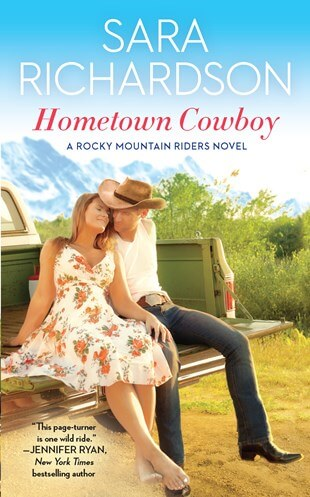 HOMETOWN COWBOY by Sara Richardson: Release Blitz