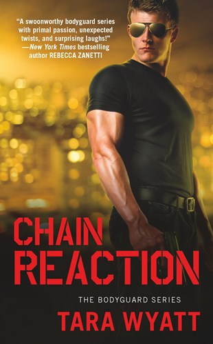 CHAIN REACTION by Tara Wyatt: Release Blitz, Excerpt & Giveaway