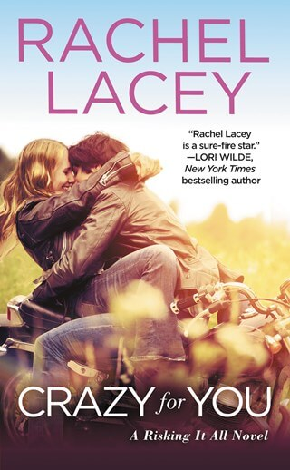 CRAZY FOR YOU by Rachel Lacey: Release Spotlight, Excerpt & Giveaway