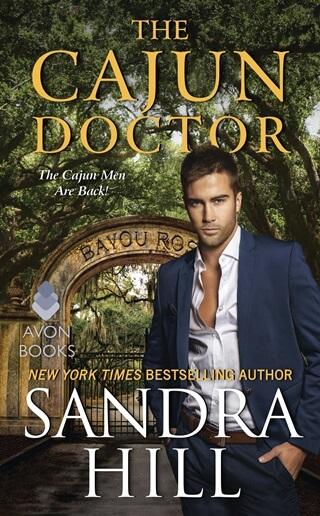 THE CAJUN DOCTOR by Sandra Hill: Release Spotlight & Excerpt