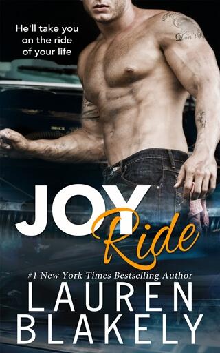 JOY RIDE by Lauren Blakely: Release Day Spotlight, Excerpt & Giveaway