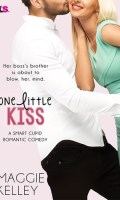 ONE LITTLE KISS by Maggie Kelley: Review