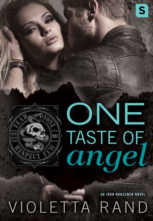 ONE TASTE OF ANGEL by Violetta Rand: Review