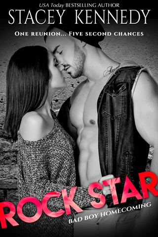 ROCK STAR by Stacey Kennedy: Excerpt Reveal & Giveaway