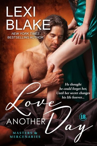 LOVE ANOTHER DAY by Lexi Blake: Release Spotlight & Excerpt