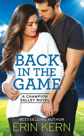 BACK IN THE GAME by Erin Kern: Release Spotlight, Excerpt & Giveaway