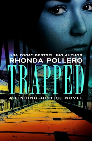 TRAPPED by Rhonda Pollero: Release Spotlight, Excerpt & Giveaway