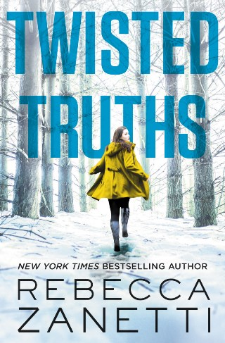 TWISTED TRUTHS by Rebecca Zanetti: Release Spotlight, Excerpt & Giveaway