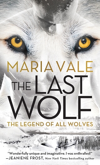 THE LAST WOLF by Maria Vale: Spotlight, Excerpt & Giveaway