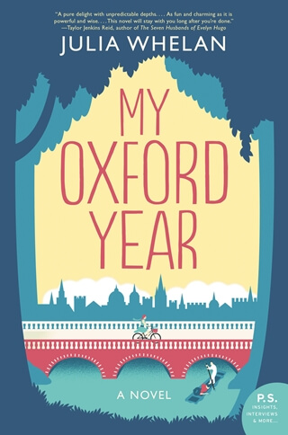 MY OXFORD YEAR by Julia Whelan: Spotlight & Excerpt