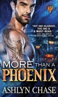 MORE THAN A PHOENIX by Ashlyn Chase: Excerpt & Giveaway