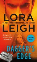 DAGGER'S EDGE by Lora Leigh: Review
