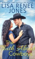 THE TRUTH ABOUT COWBOYS by Lisa Renee Jones: Cover Reveal