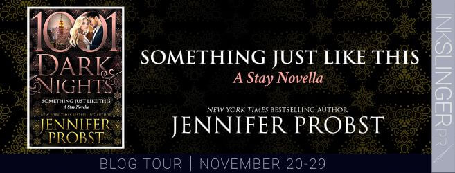 SOMETHING JUST LIKE THIS by Jennifer Probst: Review