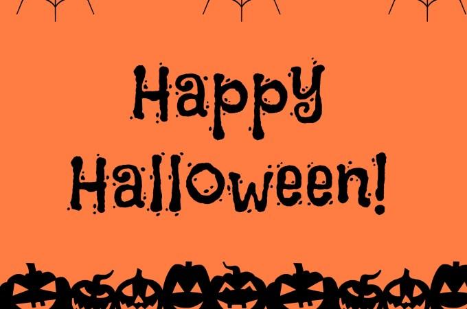 Happy Halloween Recipe Round-Up