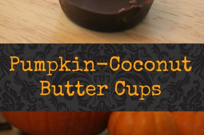 Pumpkin-Coconut Butter Cups (Nut-free)
