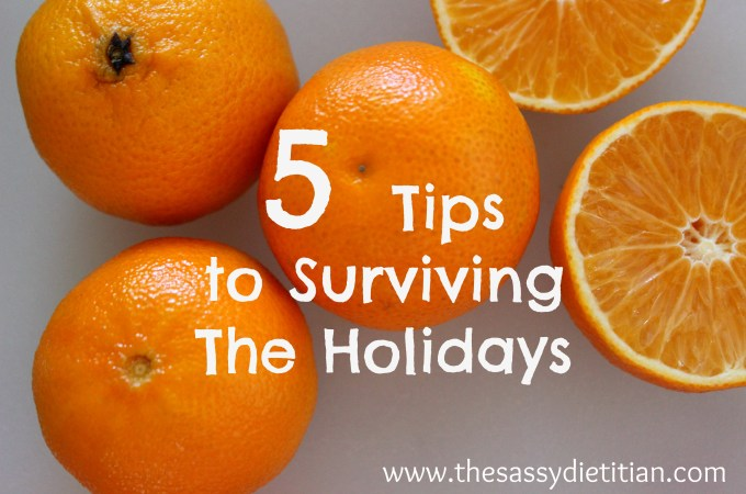 Sassy's 5 Tips to Surviving The Holidays