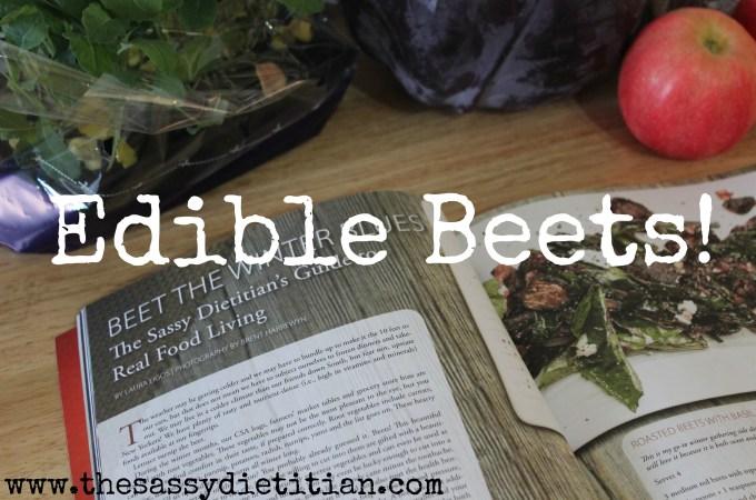 Edible Beets!