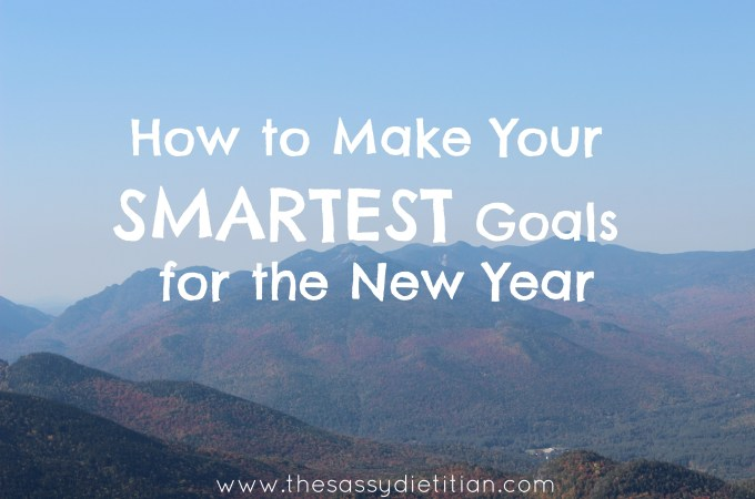 How to Make Your SMARTEST Goals for the New Year