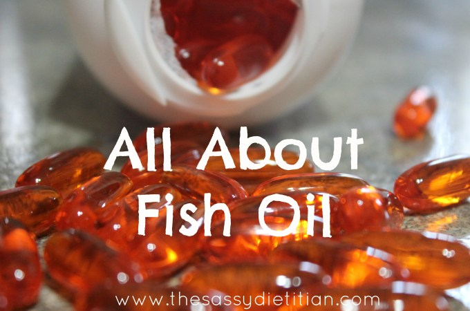 All About Fish Oil