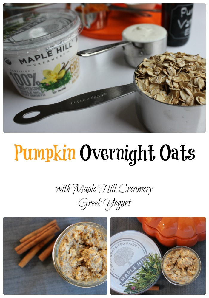 pumpkin greek yogurt