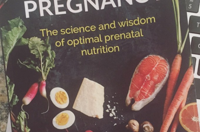 Friday Favorites: Real Food For Pregnancy Book Review