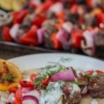 Greek Steak Kabobs
