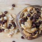 Peanut Butter Cup Collagen Overnight Oats