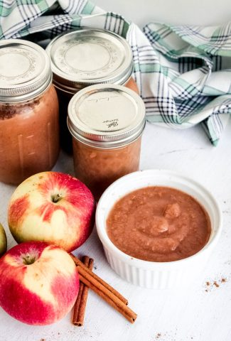 instant pot applesauce and apple butter